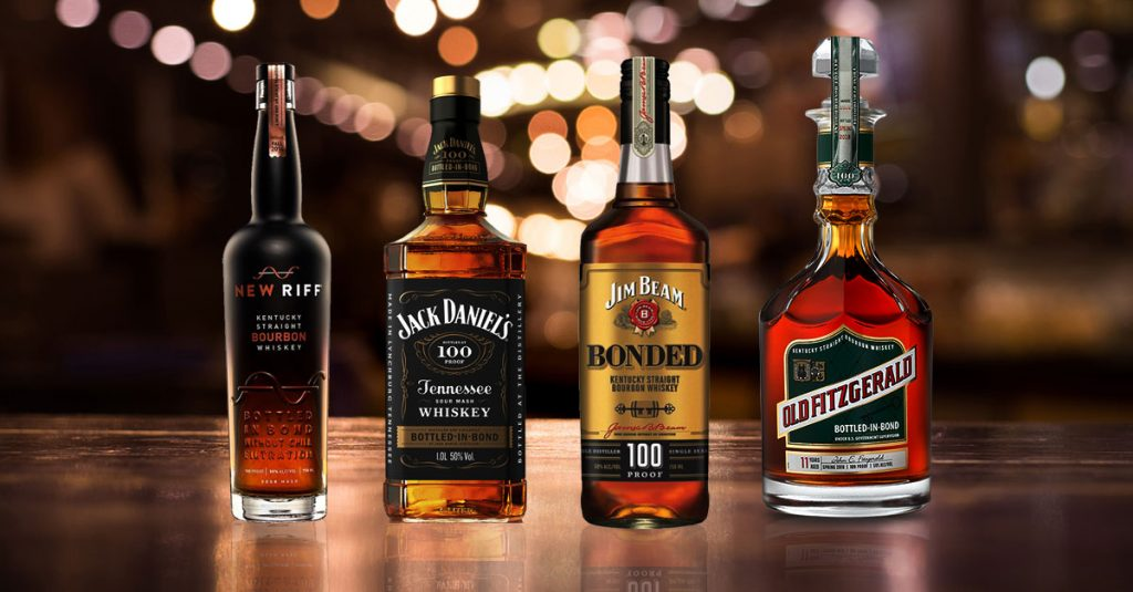 Bottled-in-Bond Spirits, and Why Are They Suddenly Everywhere?