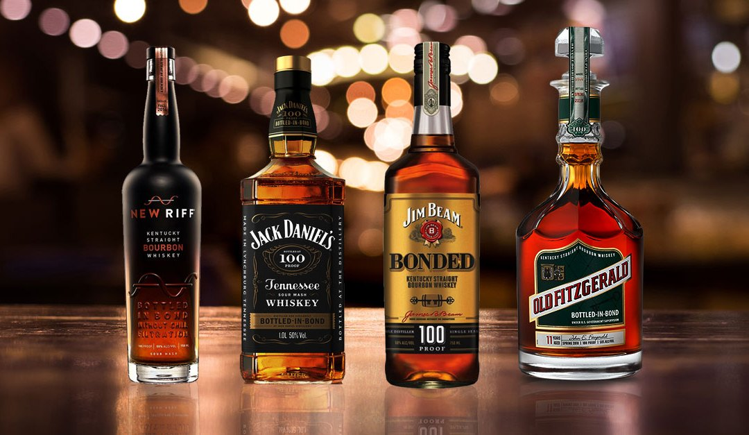 Bottled-in-Bond Spirits are now Everywhere