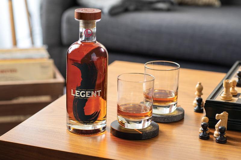 Beam-Suntory Legent Bourbon Marries U.S. and Japan