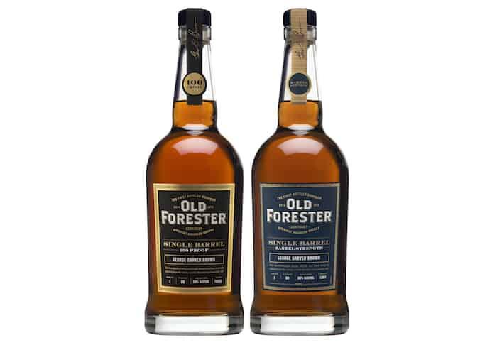 Old Forester Revamps Single Barrel