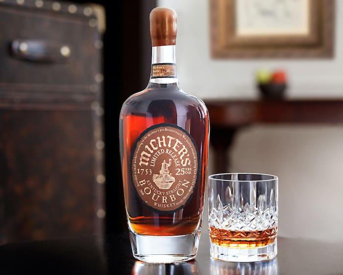 Michter's 25 Year Bourbon Returns After A Brief Hiatus