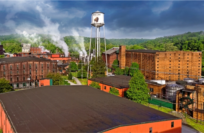 Buffalo Trace has strong visitation 2020