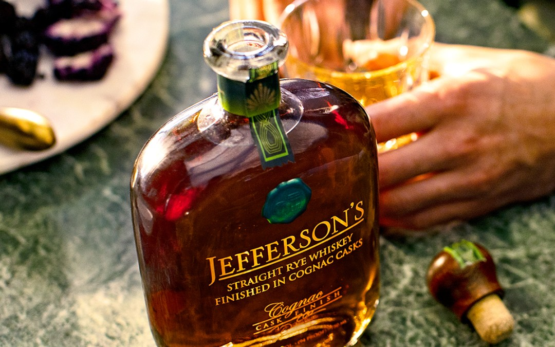 Jefferson's New Cognac Finished Whiskey