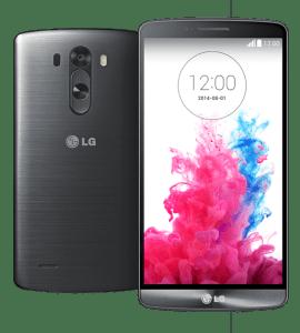 LG G3 Android Nougat