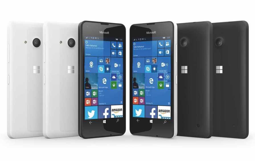 Microsot Lumia 650