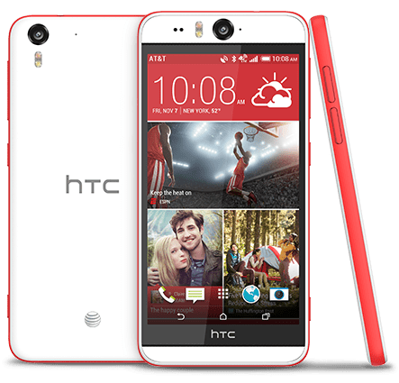 HTC Desire Eye Marshmallow