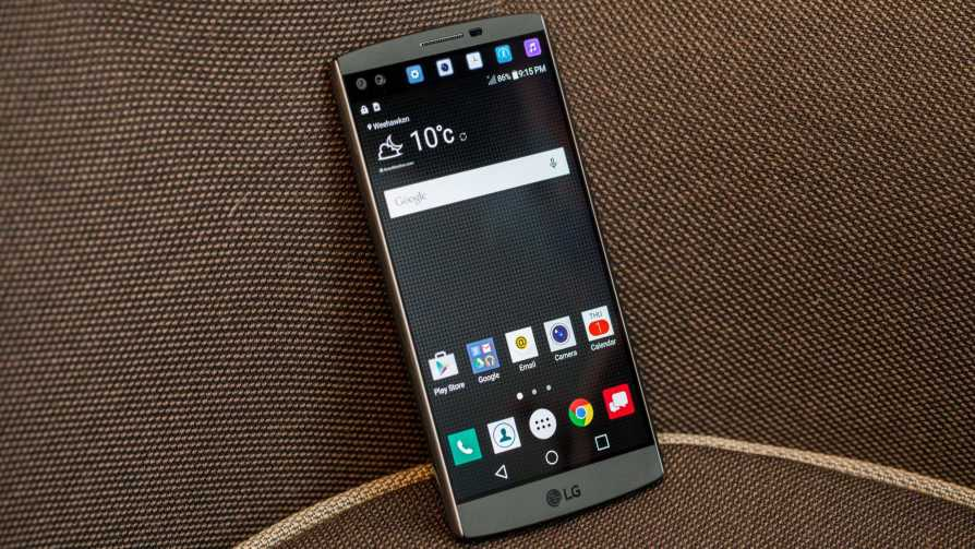 LG V10 Android 6.0.1 Marshmallow update