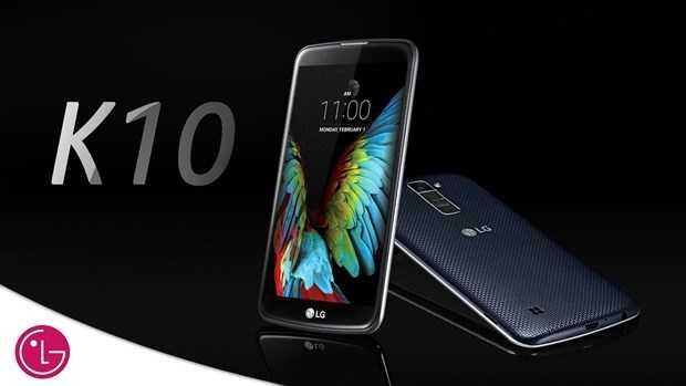 LG K10 vsHuawei Honor 5X