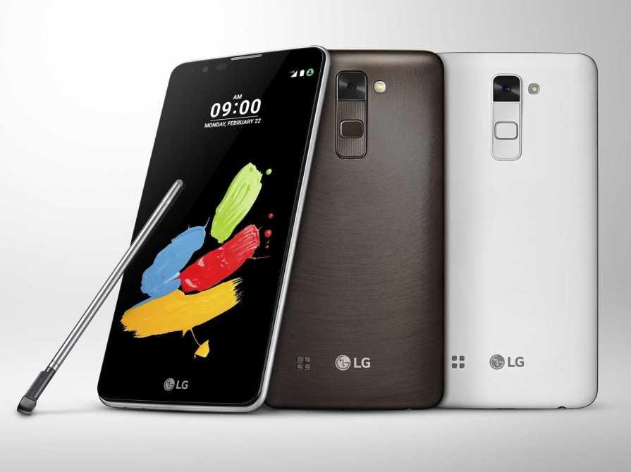 Samsung Galaxy J7, LG Stylo 2, Kyocera Hydro REACH