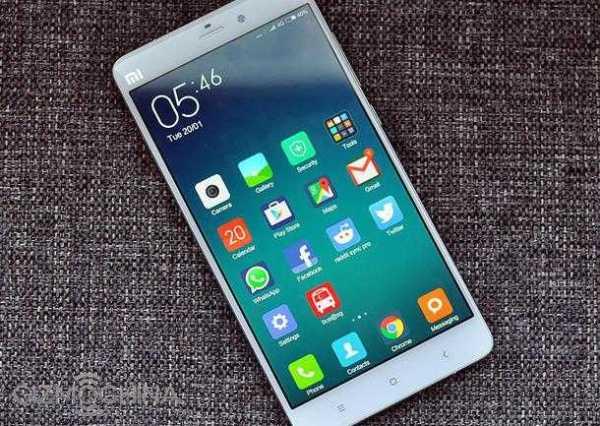 New Phablet Xiaomi Max