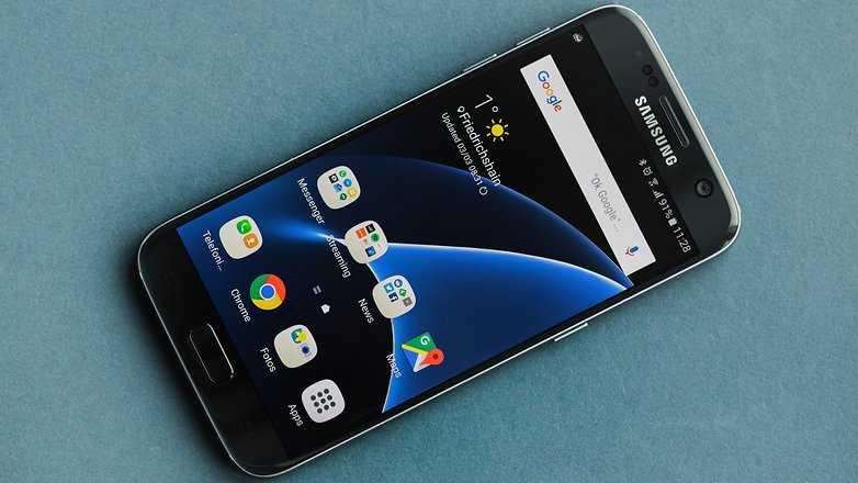 Huawei P9 vs Samsung Galaxy S7