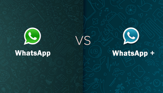 WhatsApp vs WhatsApp Plus