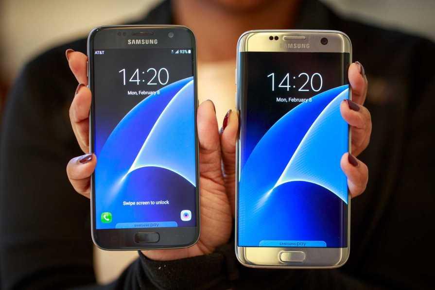 Samsung Galaxy S7 and Samsung Galaxy S7 Edge