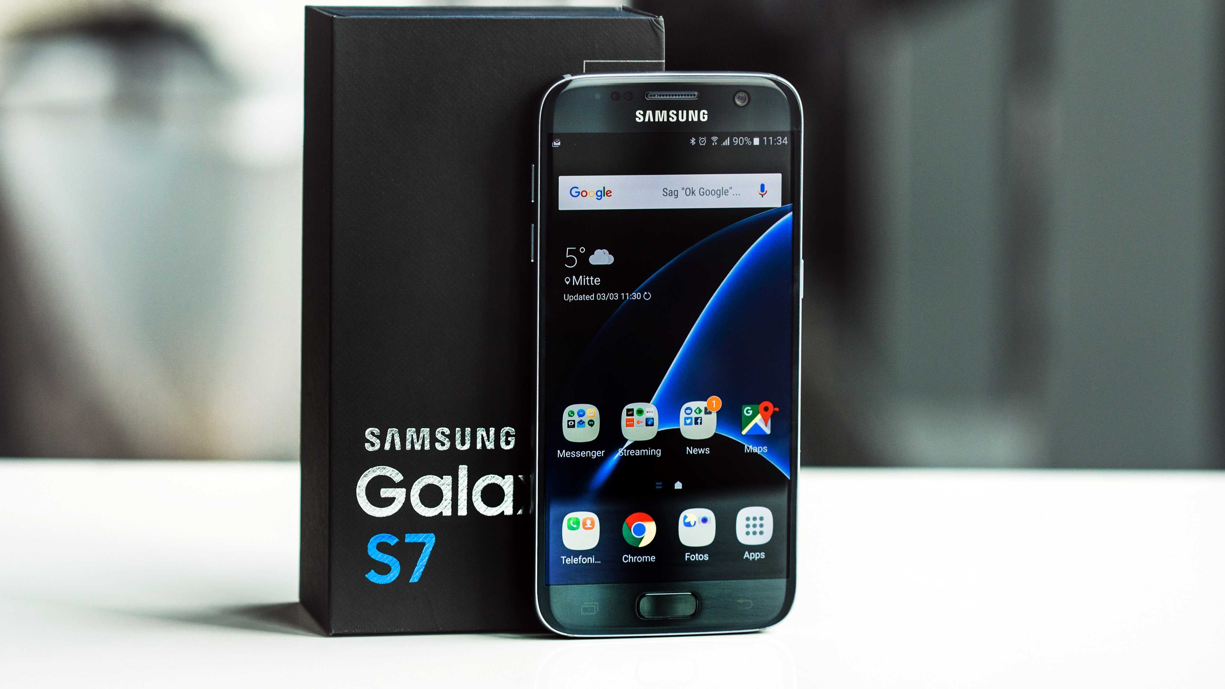 Deal New Samsung Galaxy S7 Dual Sim Selling At A Huge Discount On Ebay