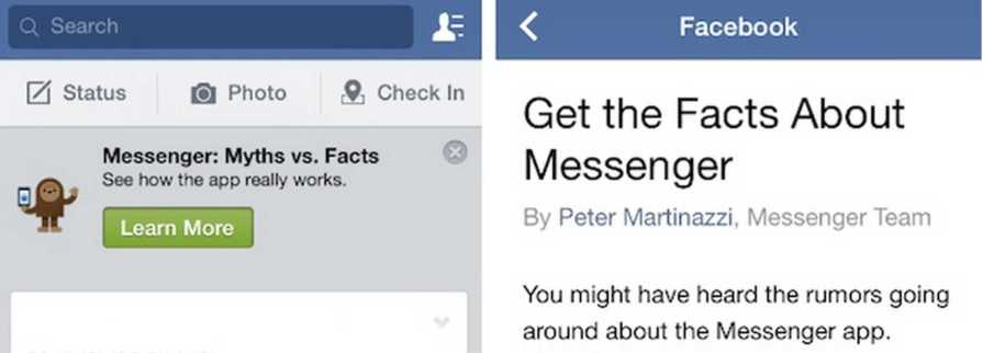 Facebook Messenger Facts