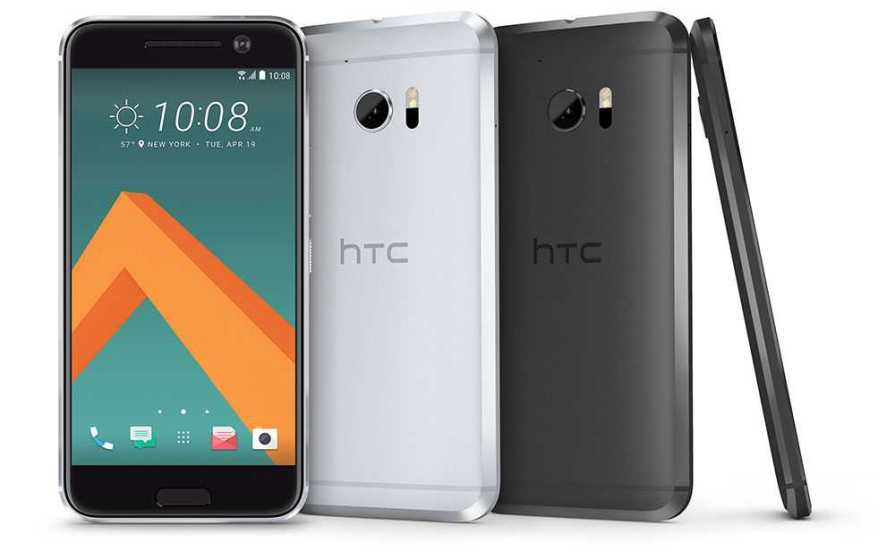 HTC 10 and Android N