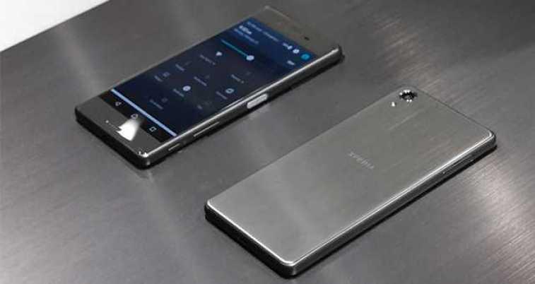 Sony Xperia Z5 vs Xperia X