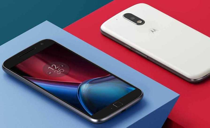 Moto G4 vs Moto G4 Plus