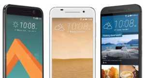 HTC 10 vs HTC One M8