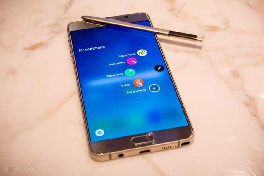 Samsung Galaxy Note 6 2016