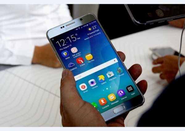 Samsung Galaxy Note Edge Receives Android Marshmallow 6.0.1 Update
