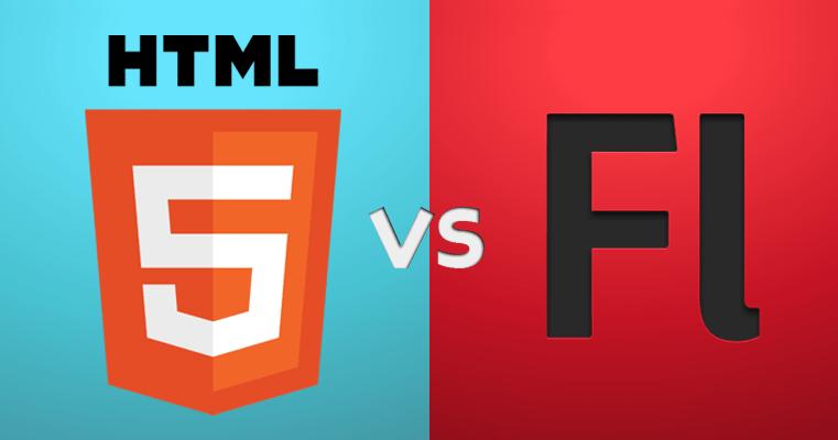 Adobe Flash Player vs HTML5