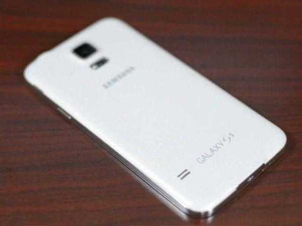 T-Mobile's Samsung Galaxy S5