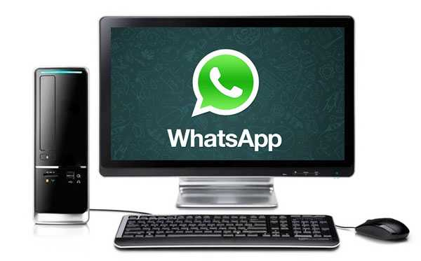 WhatsApp Desktop App