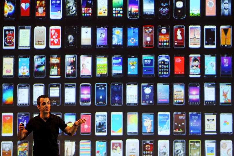Huawei, Oppo and Xiaomi close in on Apple and Samsung