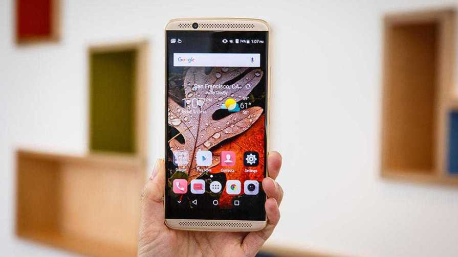 ZTE Axon 7 vs Galaxy S7