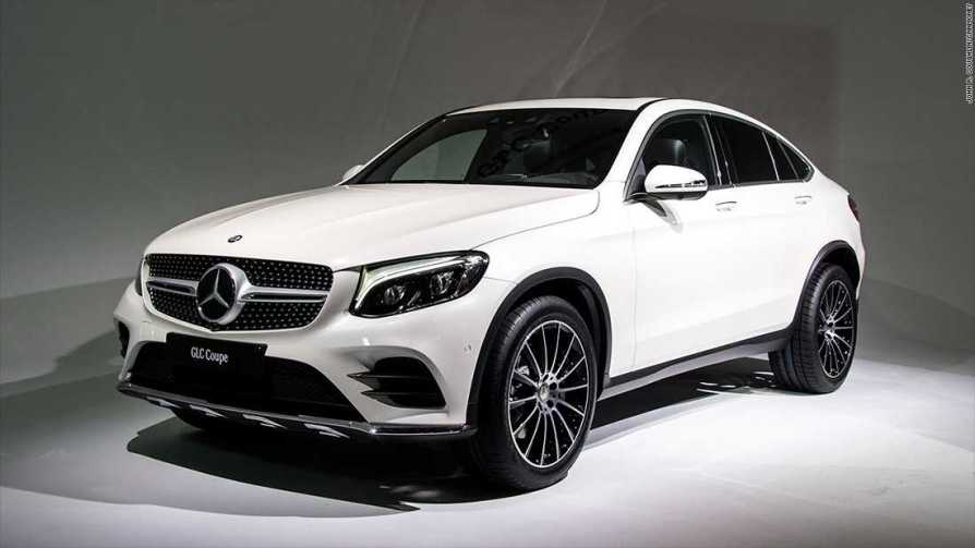 2016 mercedes glc coupe prices revealed for Mercedes benz worldwide sales figures