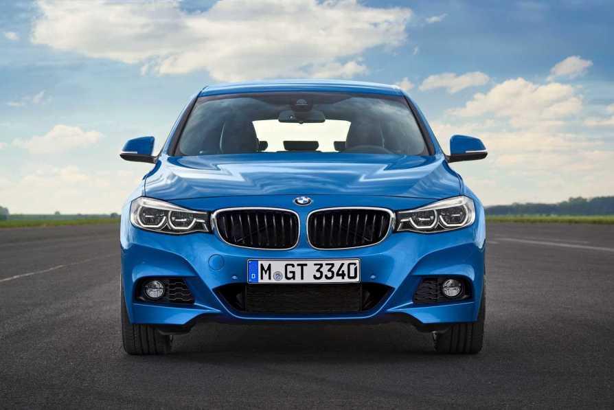2017 BMW 3 Series-Gran Turismo