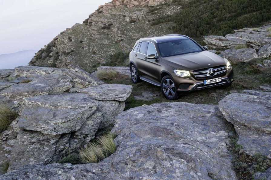 2018 mercedes benz electric suv