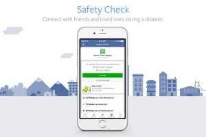 Facebook Safety Check