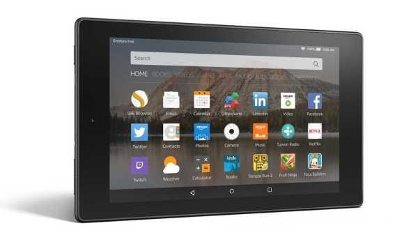 Amazon Fire HD 10 Tab