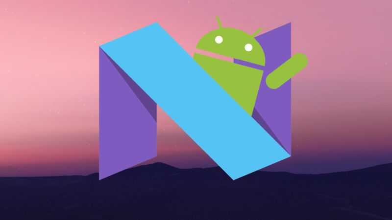 Android N Nickname