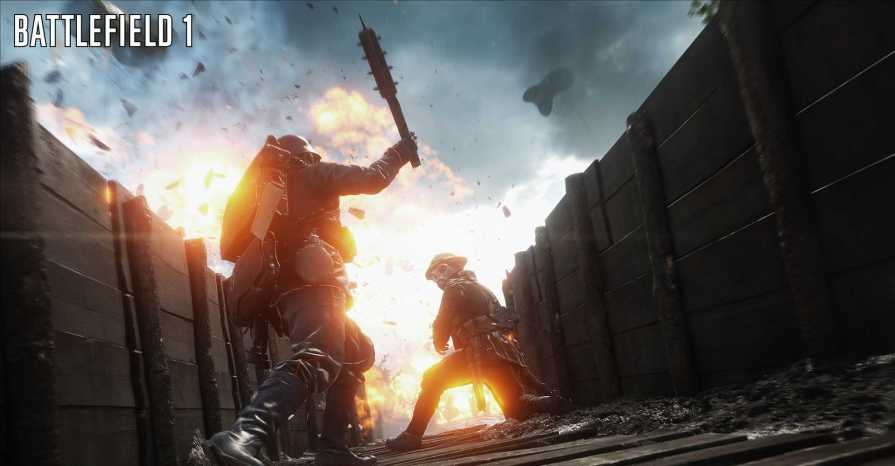 Battlefield 1 E3 2016