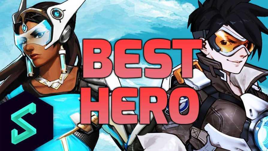 Best Heroes in Overwatch