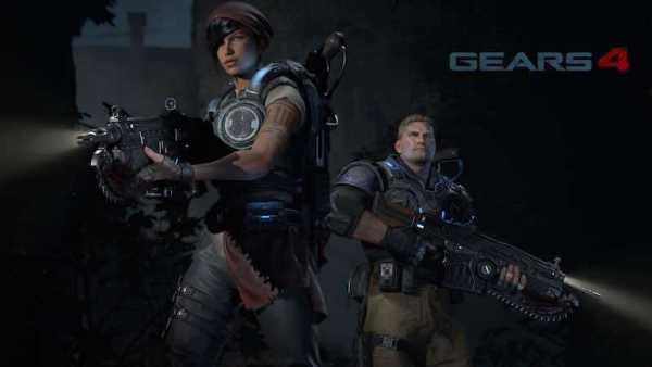 Gears of War 4 PC
