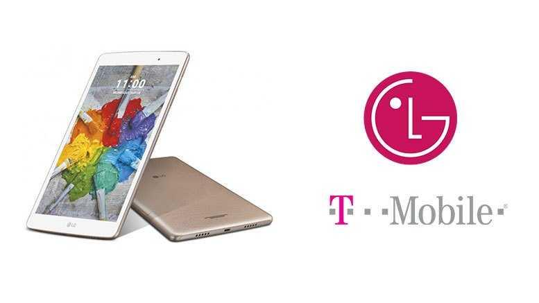 LG G Pad X 8.0 Tablet