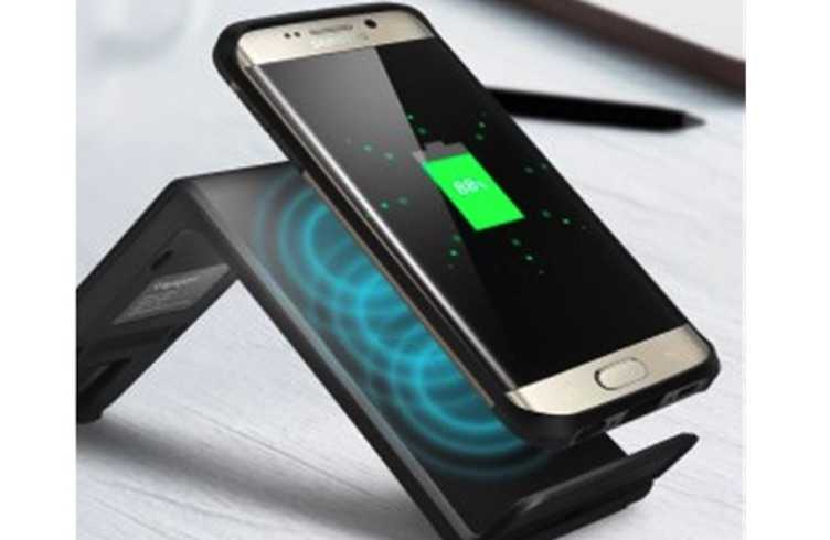 LG Magnetic Resonance Wireless Charging