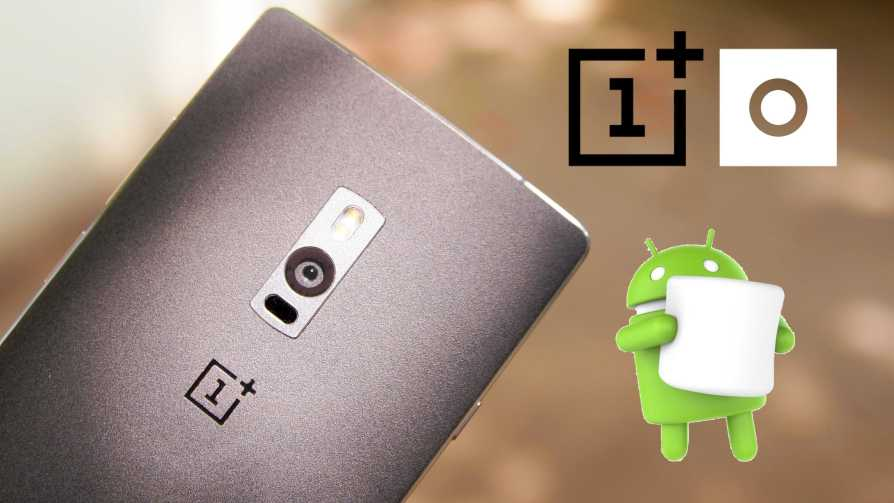 Marshmallow OP2 for the OnePlus 2