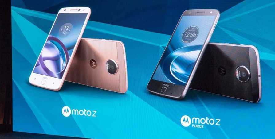 Moto Z and Moto Z Force