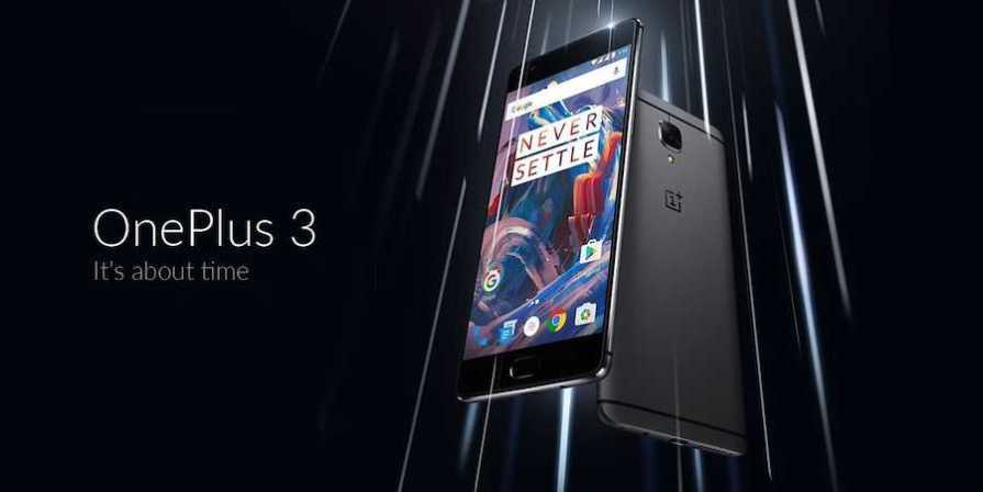 OnePlus 3 Update Set to Bring sRGB