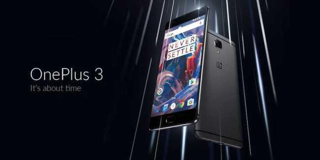 OnePlus 3 Update Set to Bring sRGB