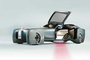 Rolls Royce 103EX Vision Next 100 front
