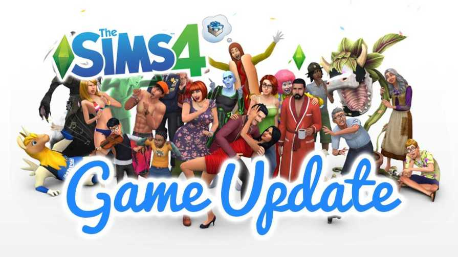 Sims 4 update
