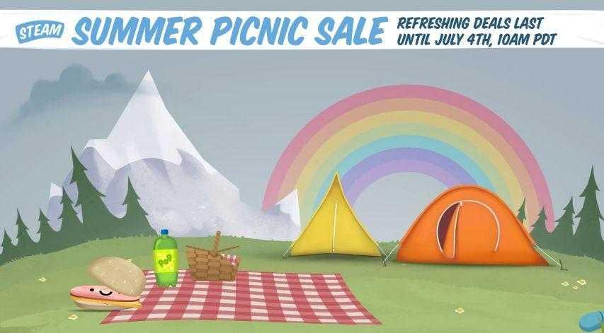 Steam Summer Picnic Sale 2016