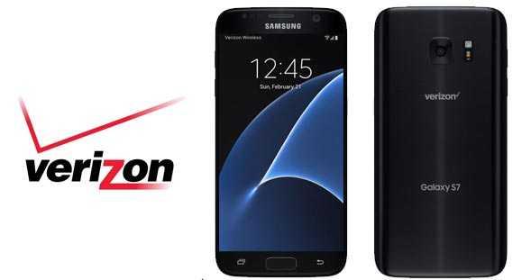Verizon S7