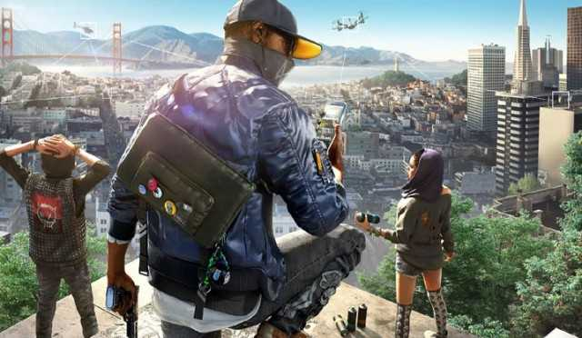 Watch Dogs 2 No More Tower